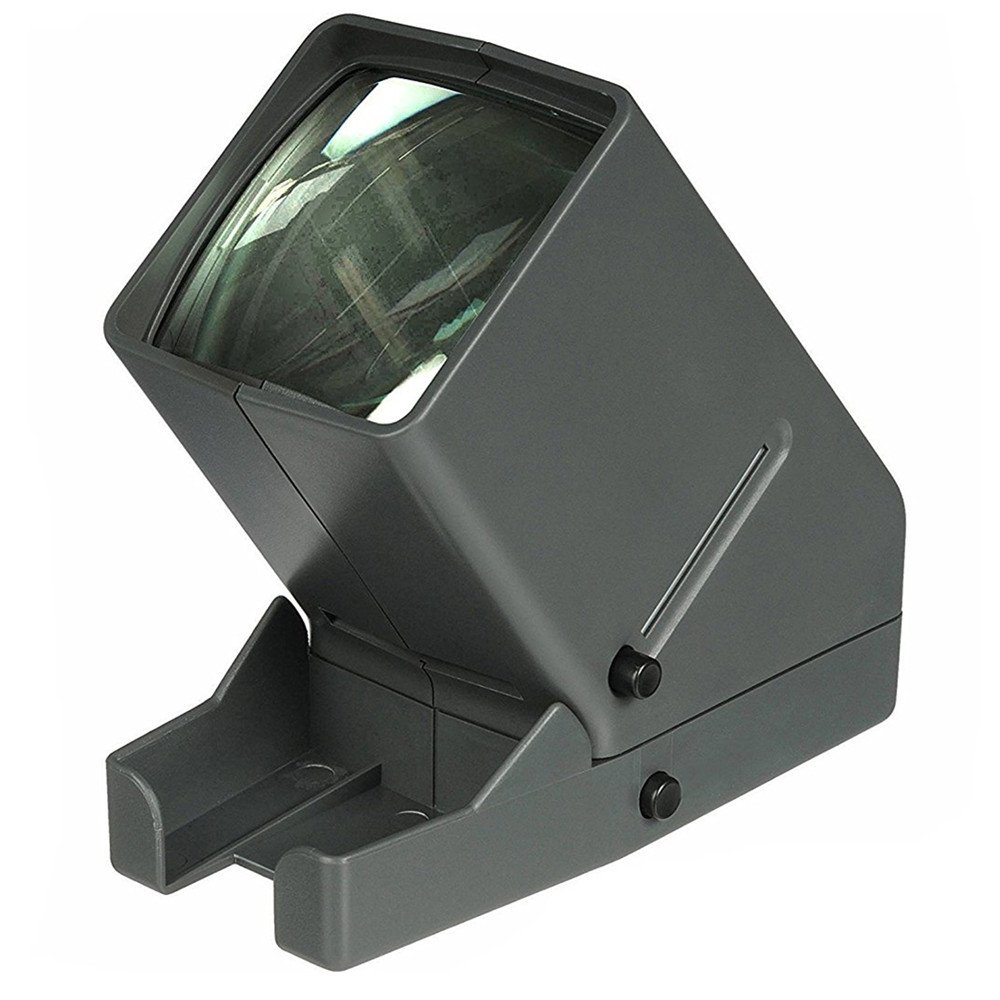 Rybozen 35mm Portable LED Negative Slide Viewer