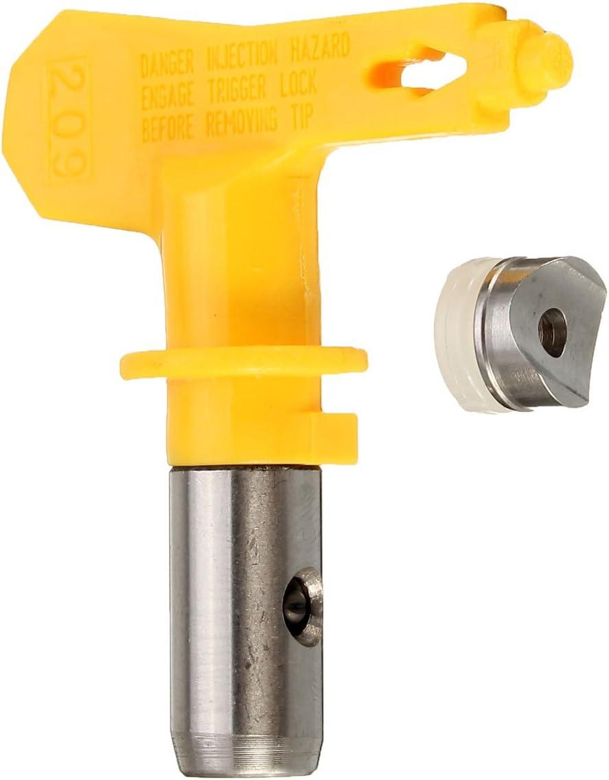 MASUNN Airless Spray Tips 2/3/4/5 Serie para Wagner Titan Graco Pistola De Pintura Pulverizador Pistola Accesorios - B