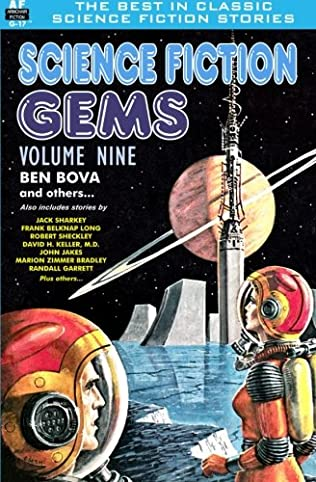 book cover of Science Fiction Gems, Volume 9