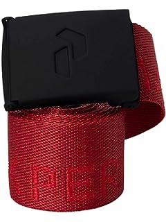 Peak Performance Rider Belt Blood Cherry