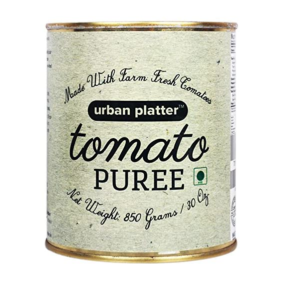 Urban Platter Tomato Puree Can, 850g