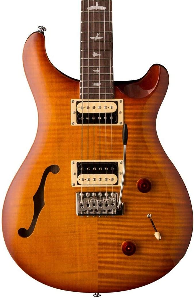 PRS Paul Reed Smith SE Custom 22 Semi-Hollow Electric Guitar