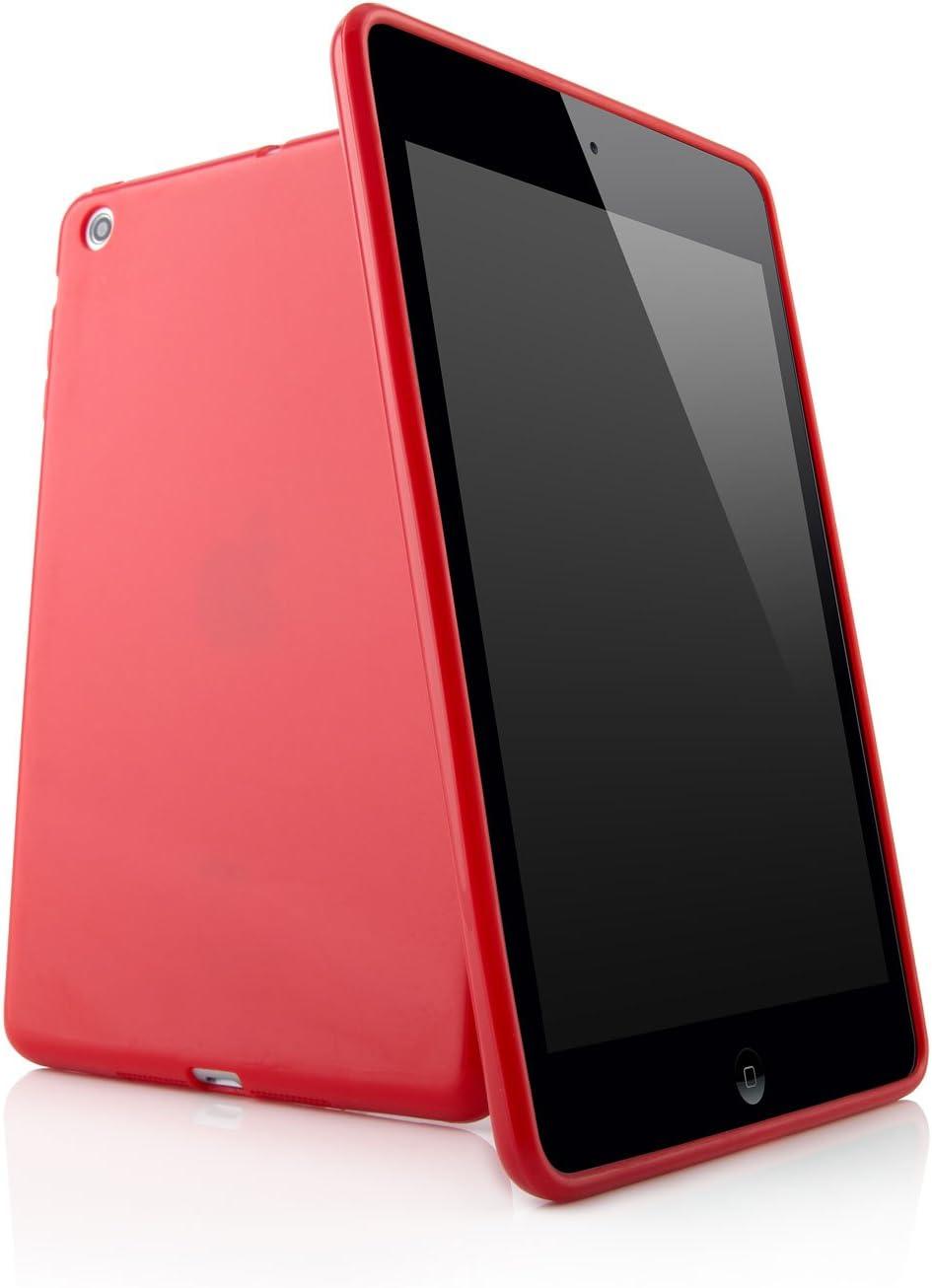 MC24® vidriado para Diferentes Smartphone Modelos Rojo iPad Mini ...