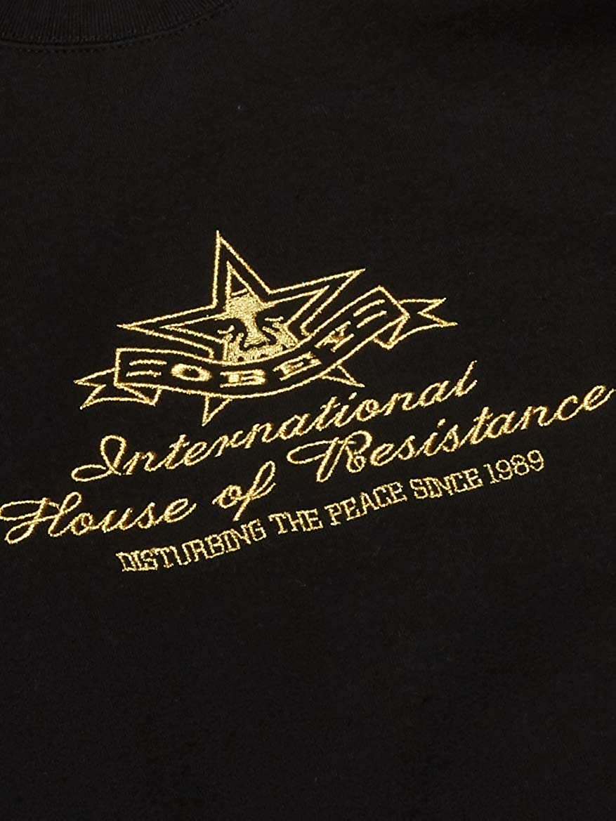 Obey Mens Disturbing The Peace Crewneck Sweatshirt Sweatshirt