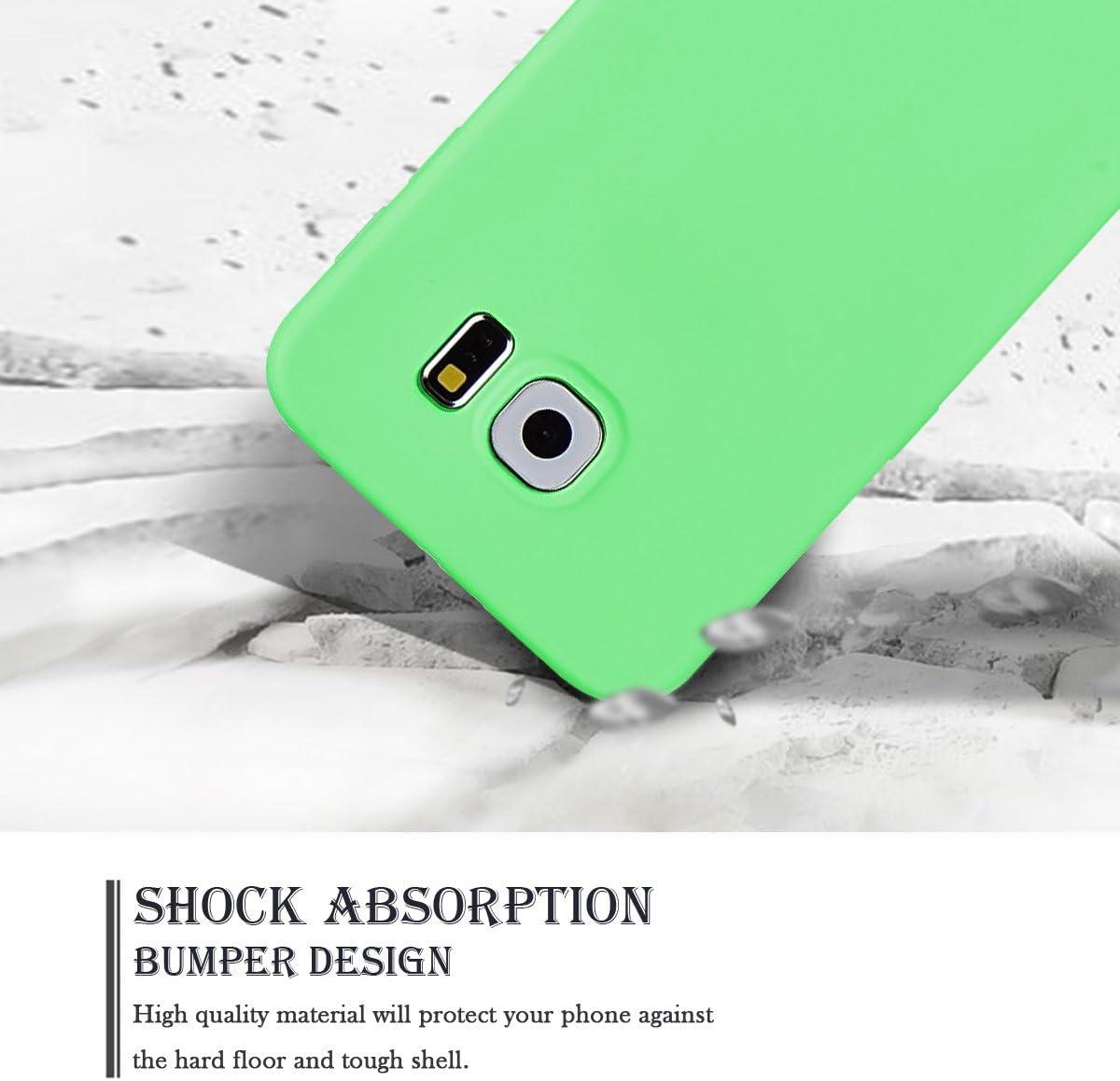 Spiritsun Samsung Galaxy S6 Hülle Transparent Handy Elektronik