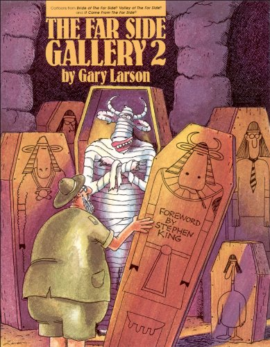 The Far Side Gallery 2 (Volume 8) from Andrews McMeel Publishing