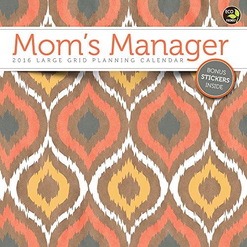 2016 Moms Manager Wall Calendar - 17 (Multi Family Office)