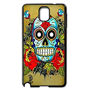 ANCASE Customized Print Sugar Skull Hard Skin Case Compatible For Samsung Galaxy Note 3 N9000
