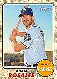 2017 Topps Heritage Baseball #81 Adam Rosales Padres