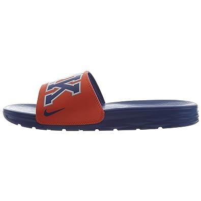 2d142f3f9d54af NIKE Benassi Solarsoft NBA Mens Style   917551-800 Size   8 M US