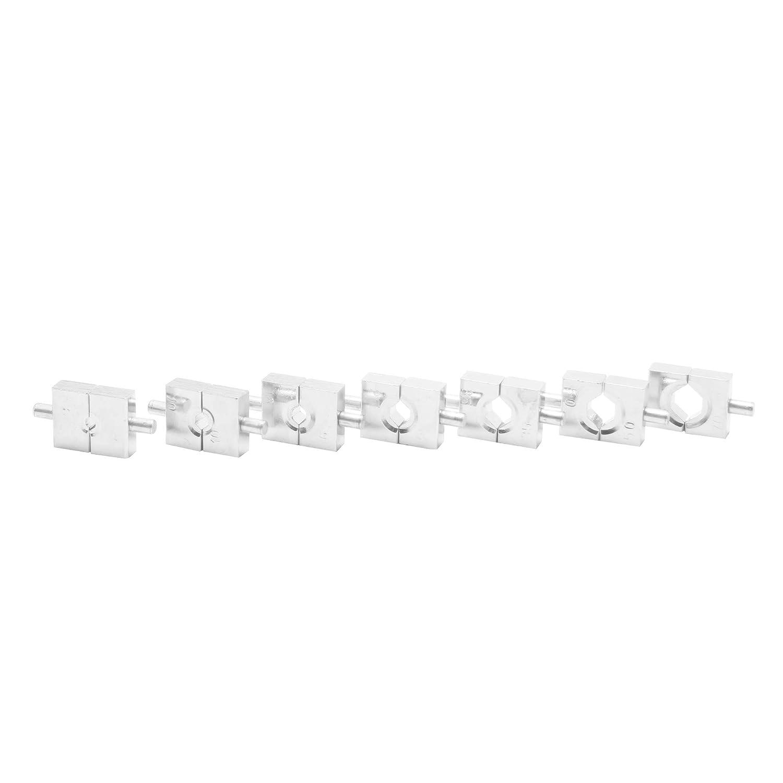 Cgoldenwall YQK-70 - Crimpadora hidráulica (8 hexagonales de acero, 4-70 mm): Amazon.es: Bricolaje y herramientas