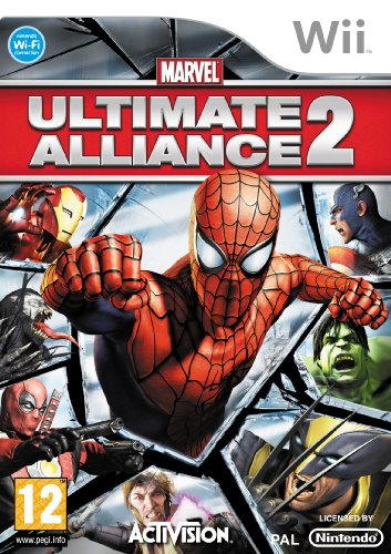 marvel ultimate alliance wii - 7