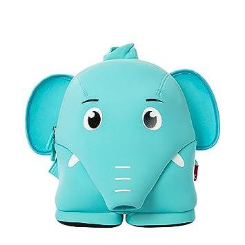 9da05b391 Mochila 3D para Niños - Bolso De Viaje De Viaje De Agua - Mochila De Animal