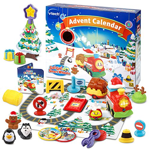 VTech Go! Go! Smart Wheels Advent Calendar]()