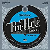 D'Addario EJ46FF Nylon Classical Guitar Strings, Custom