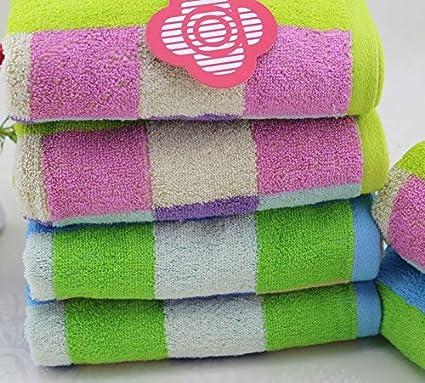 """Grace marca manopla de toallas de algodón (4 unidades) 13 """"x13"""""""