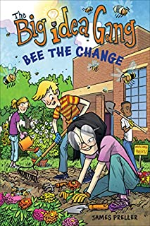 Book Cover: Bee the Change
