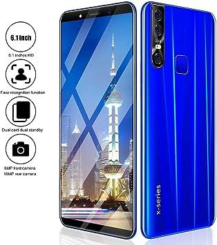 Oumij Smartphone 6.1 Pulgadas 3 + 32G Octa-Core Reconocimiento ...