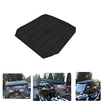 RZR duro Roof Top para Polaris RZR 900 XP 1000 Turbo 900 S Trail UTV plástico Top: Amazon.es: Coche y moto