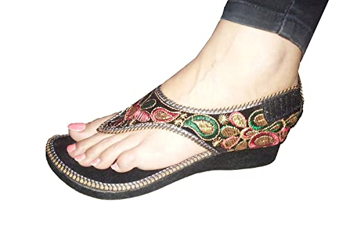 ae3a06bbf Port Women's Fashion Sandals (8): Buy Online at Low Prices in India ...