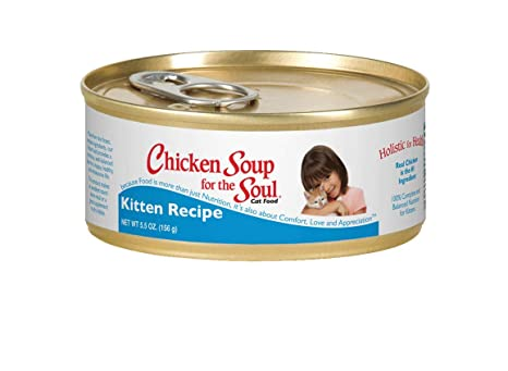 Amazon Chicken Soup For The Kitten Lovers Soul Canned Food