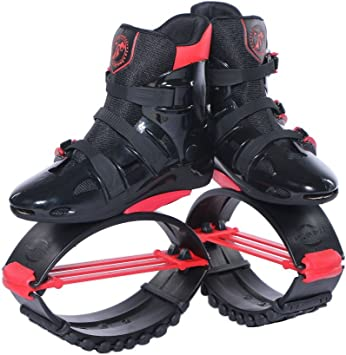 Joyfay Unisex Fitness Jump Bounce Shoes- Jumping Shoes for All Fitness Enthusiasts