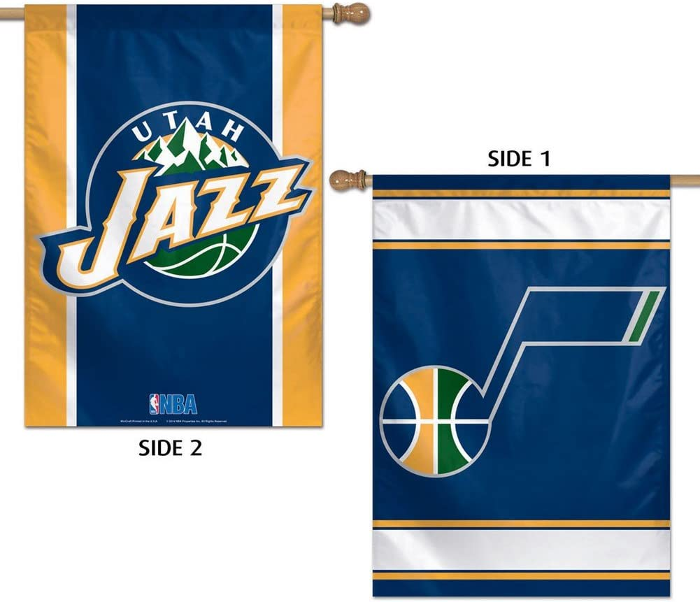 WinCraft NBA 2 Sided Vertical Flag