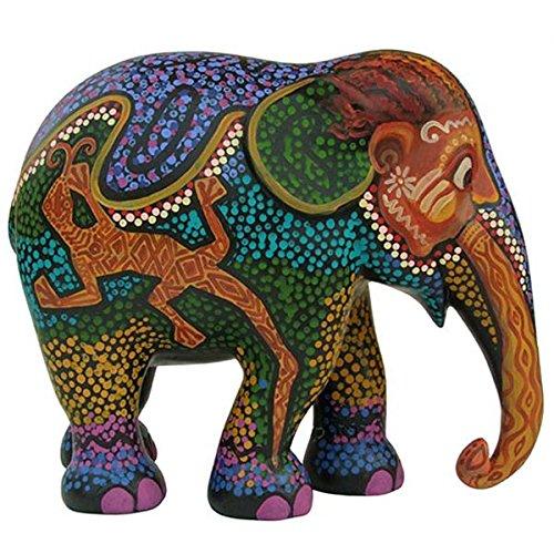 Elefant Parade Limited Edition Replica Elefant – Aboriginal (10 cm)