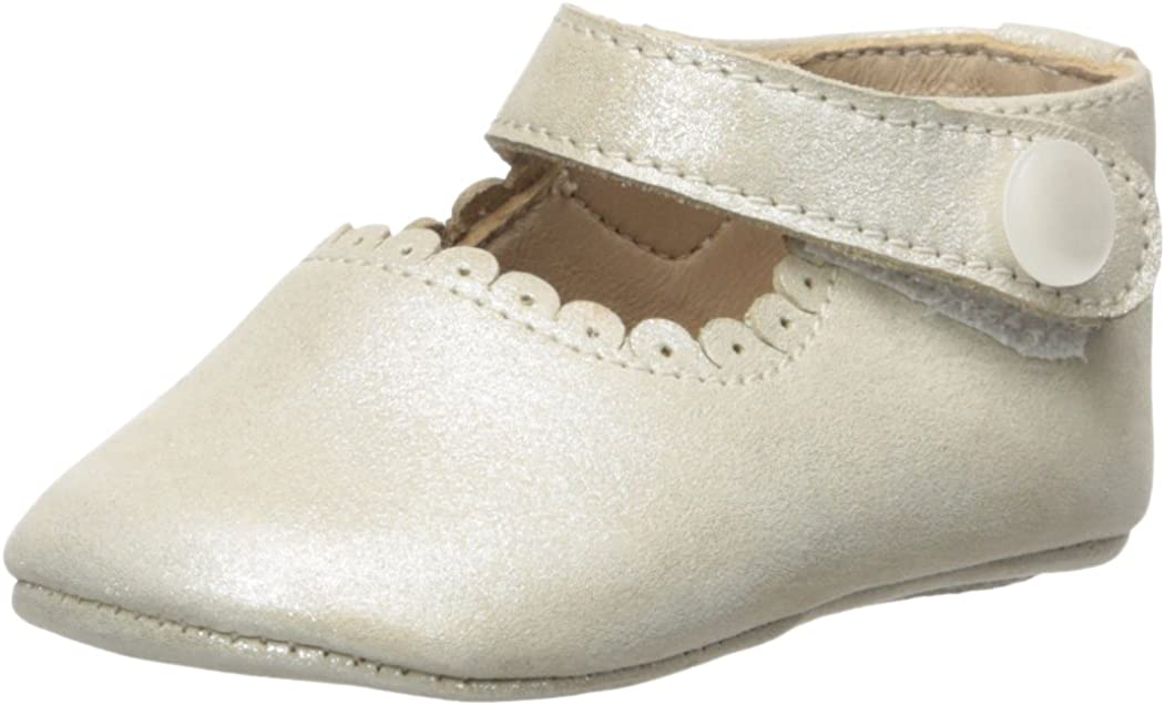 Elephantito Kids' Baby Mary Jane-K Crib Shoe