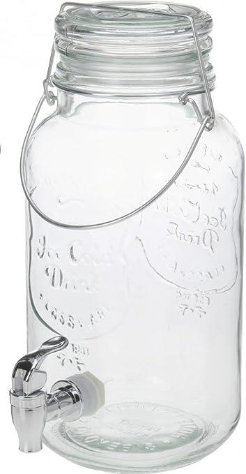 7 opinioni per Dispenser di Bevande Vintage Ice Cold Drink 4 Litri Rubinetto