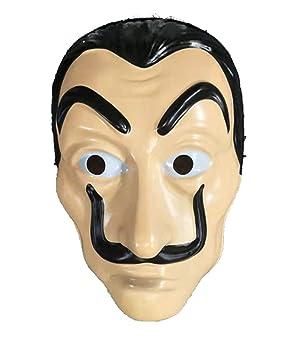 Ann Ecomm Máscara Oficial la casa de Papel Salvador Dalí