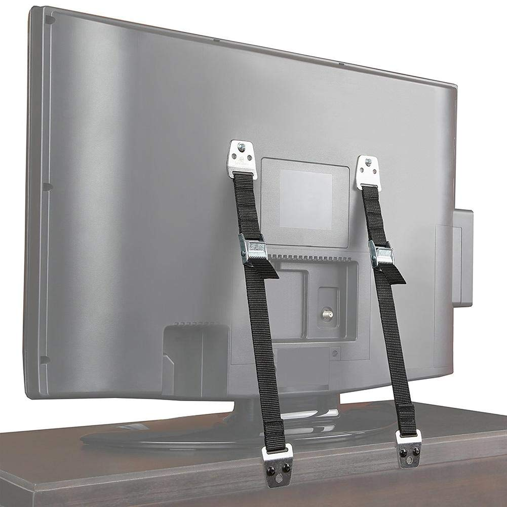 Enfants Verrou de s/écurit/é prot/éger kit de Support Mural Sangle Domybest 2/ pcs Anti-basculement TV//Meubles Sangles