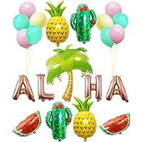 Kitchen-dream aloha decoracion, Decoraciones de fiesta de cumpleaños