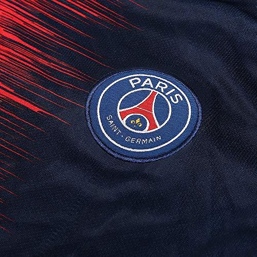 Home MBAPPE  7 Kids Youth Paris Saint-Germain Football Jersey Color Blue  6b48303aa