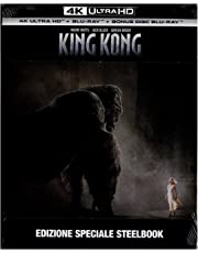 KING KONG - 4K Ultra HD Disc [Edizione Speciale