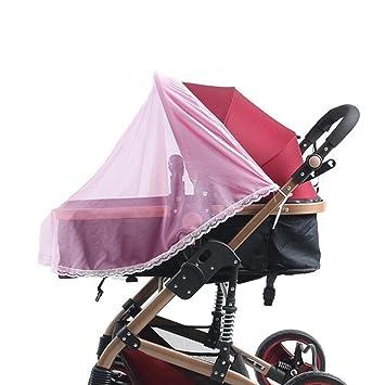 Amazon.com: Mosquiteros para cochecitos de bebé y cuna suave ...