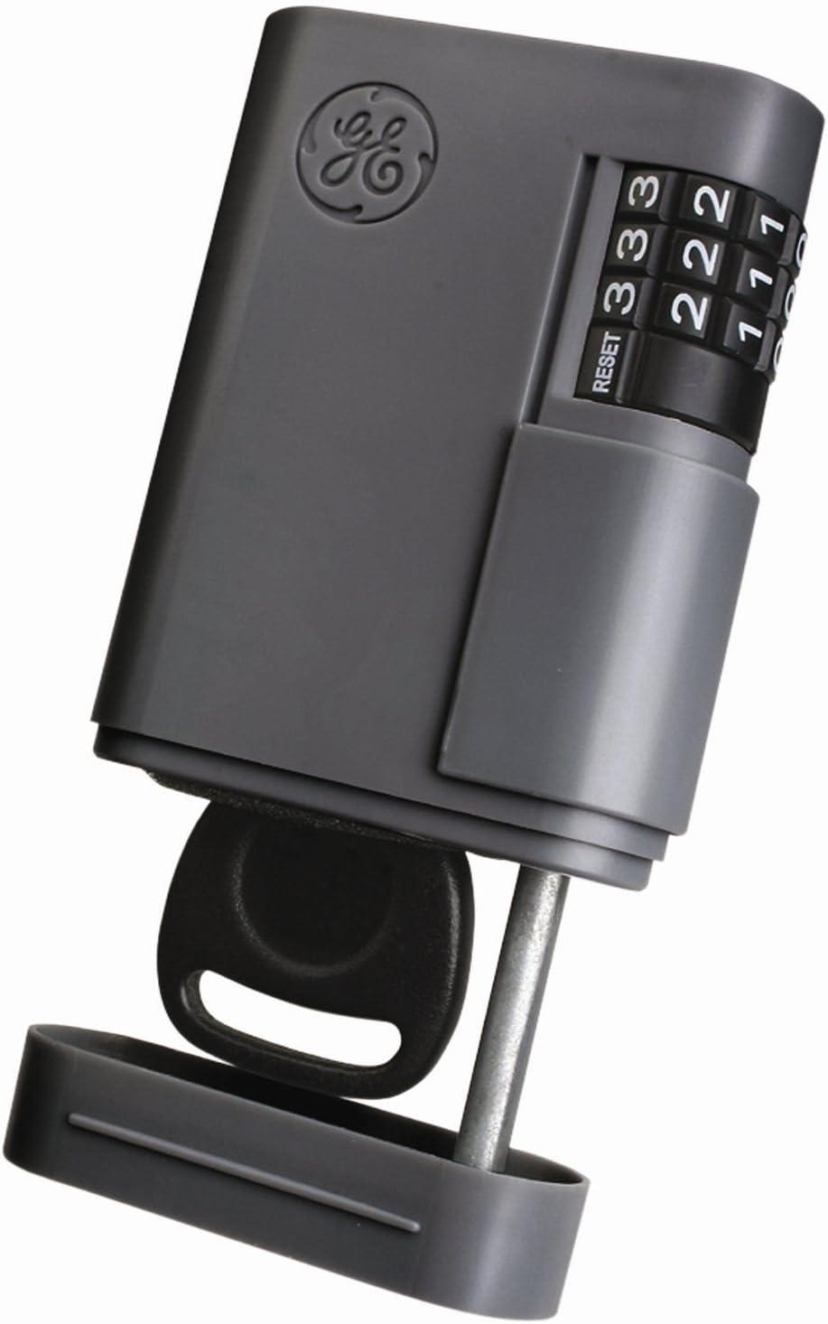 Kidde - Caja guarda llaves de combinación con imán Locking Stor-A-Key color gris oscuro