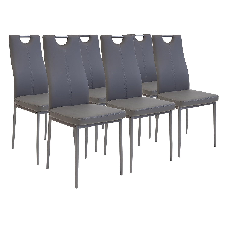 30 beau chaise salle a manger cuir jdt4 armoires de cuisine for Chaise salle manger moderne cuir