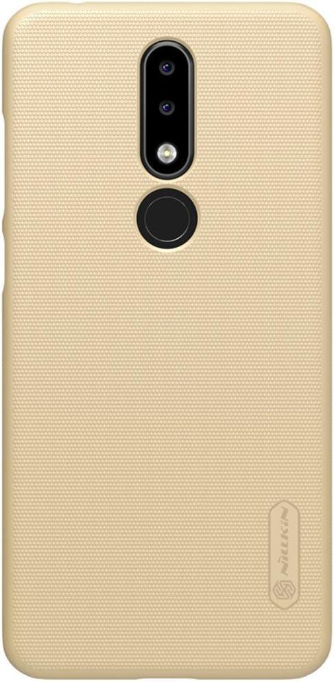 XunEda Funda Nokia 5.1 Plus 5.86 Funda Antideslizante Ultrafino ...