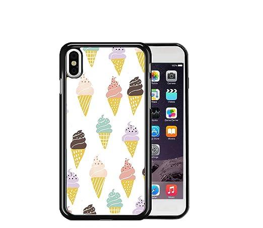 Amazon Com Iphone Xs Max Case Ice Cream Cones Cute