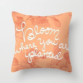 UNUSRFN fiori d\'arancio in inglese fresco rosa divano letto ...