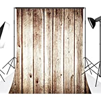 LB 5x7ft Wooden floor Poly Fabric Customized photography Backdrop Background studio prop ZZ29