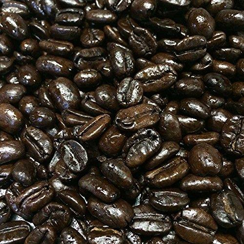 Fresh Roasted Coffee LLC, Black Knight Organic Coffee, Dark Roast, Fair Trade, USDA Organic, Whole Bean, 5 Pound Bag by Fresh Roasted Coffee (Image #2)