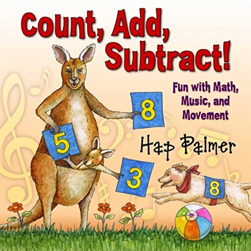Math Music - Count, Add, Subtract! Fun With Math, Music, And Movement