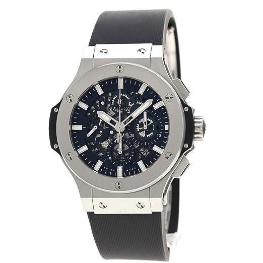 best website 54011 bdd2b Amazon   [ウブロ]ビッグバン アエロバン 腕時計 ステンレス ...