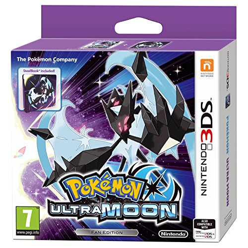 Pokémon Ultra Moon - Fan Edition (Nintendo 3DS)