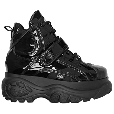 Boots 14 2 Noir 0 Femme Buffalo 1348 Tc3FK1Jul