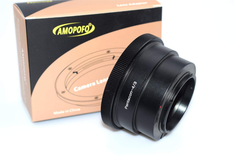 amopofo p60 – 4 / 3アダプターペンタコン6 Kiev 60 Lens to Olympus OM 4 / 3アダプターE - 5 E - 620 EシリーズE - 30   B072LT2Y9K