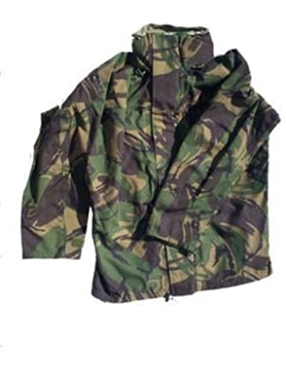 3d686d3a1 British Army Surplus GORETEX RAIN JACKET - GENUINE DPM (USED, GRADE 1):  Amazon.co.uk: Clothing