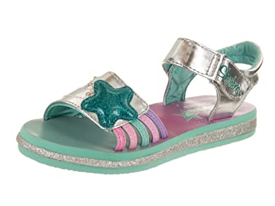 low price sale novel style new product Skechers Girls' Twinkle Toes Sunnies Star Tracker Sandal
